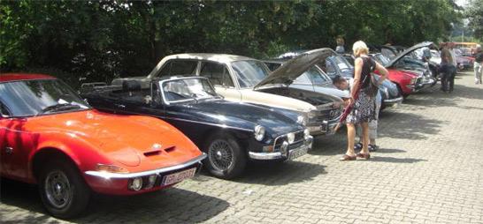 Oldtimerfreunde Göppingen - Oldtimer, alte Autos, Motorräder, Ausfahrten - Oldtimer Freunde Göppingen
